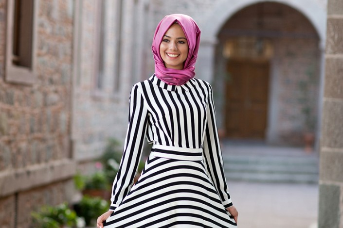 ملابس محجبات تركية صيفية موضة 2015