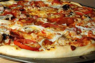 بيتزا الجمبرى 2