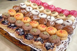 طريقة عمل البيتي فور حلويات العيد 2014