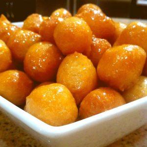 حلويات سوريا في رمضان