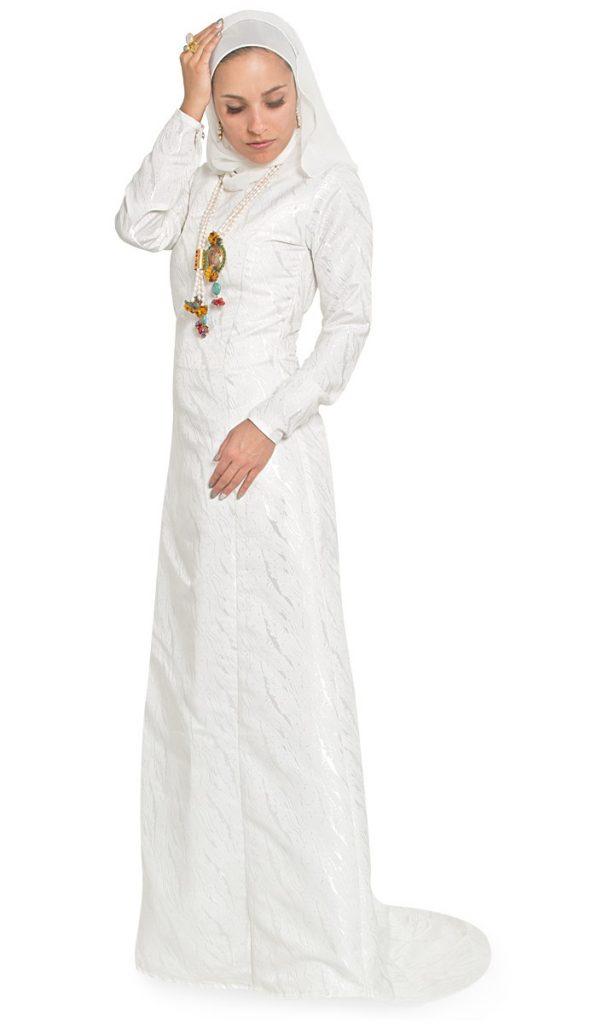عبايات فستان تركية 2015