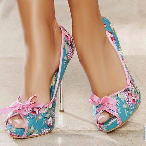 احذية بناتي شتوية 2015