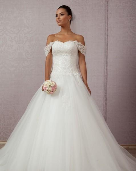 فساتين زفاف 2015 من تركيا