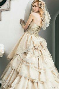 فساتين زفاف تركية انيقة 2016
