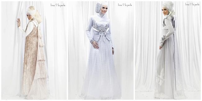 فساتين زفاف محجبات 2015