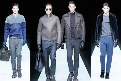 ملابس رجالي شتوية ايطالية 2015