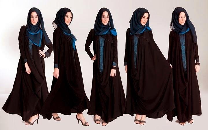 كولكشن عبايات مصرية تصميمات حديثة 2015