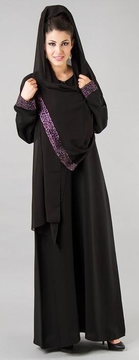 Dubai Abaya 2014 www.fatakat-arcom 180