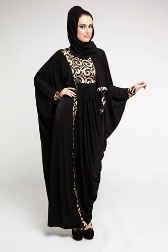 عبايات محجبات دبي 2015