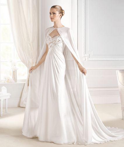اجمل فساتين زفاف موضة 2015