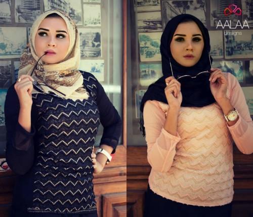 اشيك موديلات عصرية لفتيات مصر لعام 2015