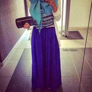 Hijab style 3