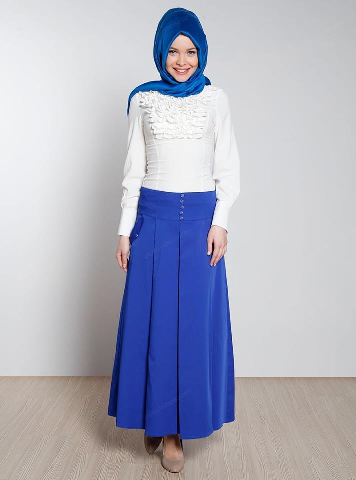 ملابس محجبات كاجوال صيف 2015