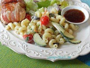 وصفات مكرونة بالمايوينز سلطة ايطالية لذيذة 2015