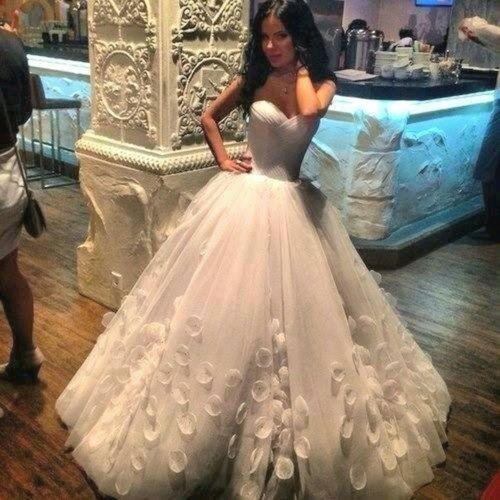 اجمل موديلات فساتين زفاف تركية جميلة 2015