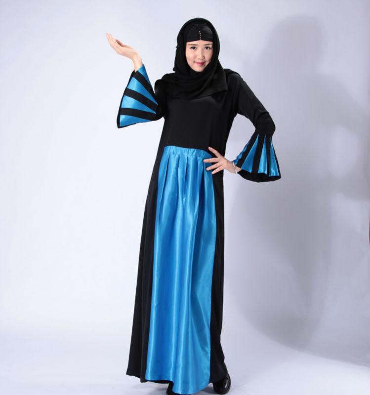 عبايات سعودية ملونة لاستقبال الضيوف في الاعياد