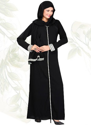 Readymade Abaya Collection 2013 For Women - 002 - www.fatakat-ar.com 2015
