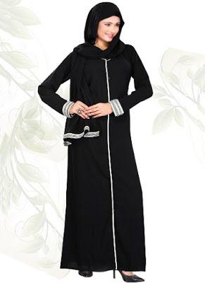 Readymade Abaya Collection 2013 For Women - 002 - www.fatakat-ar.com 2015