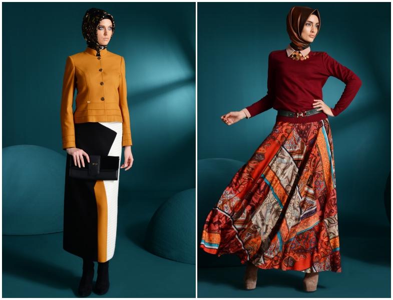 ملابس صيفية للمحجبات من تركيا 2015
