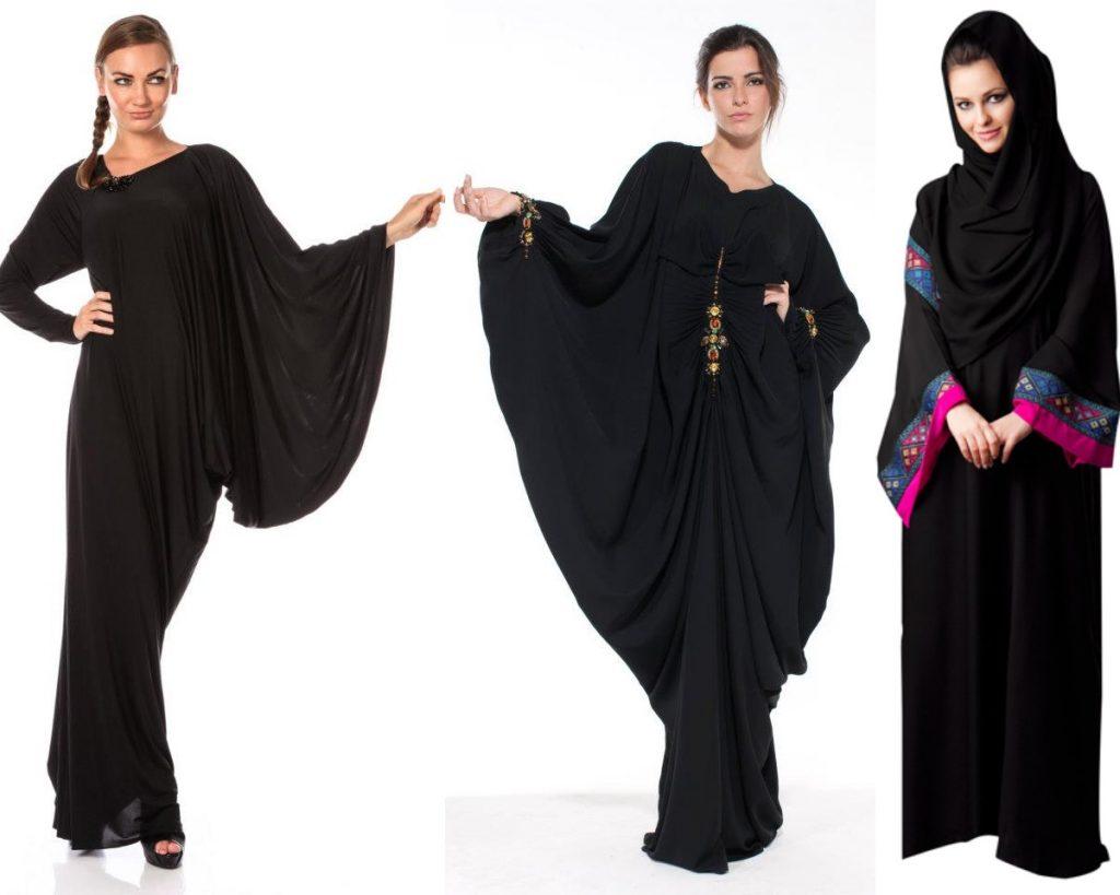 ماركات عبايات حديثة في الكويت 2015