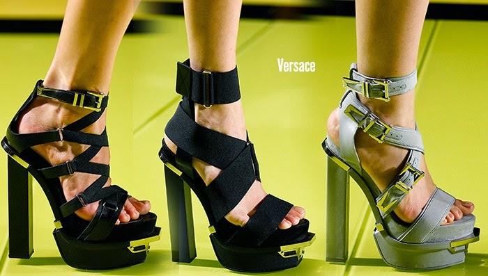 صنادل نسائية ماركة Women's shoes prada2015