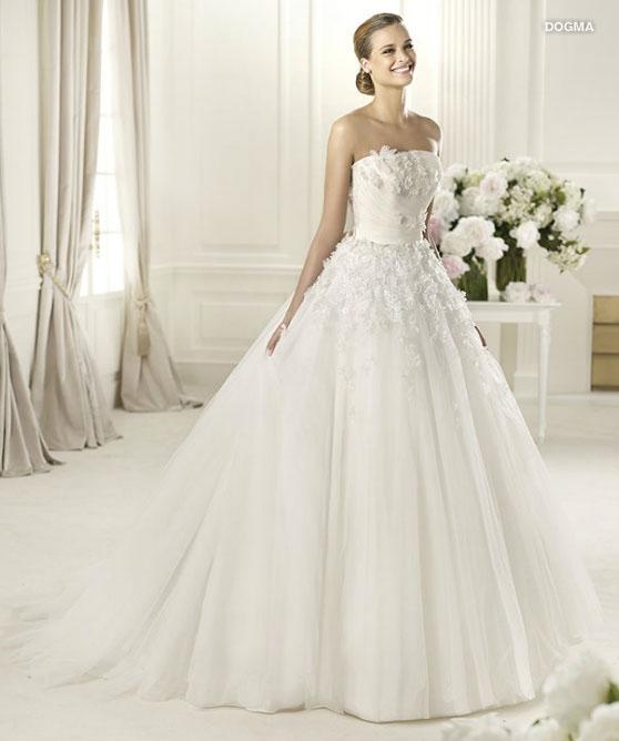 احلي فساتين زفاف اسبانية عام 2016
