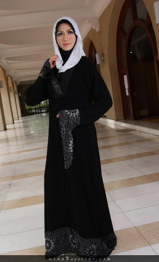 عبايات سعودية للعيد بالرياض