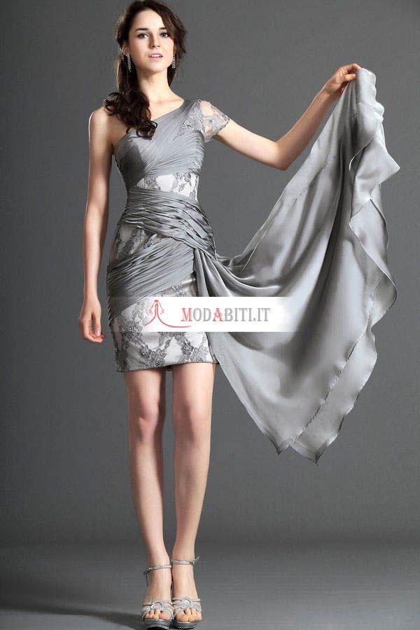 فستان سيلفر شيك 2015