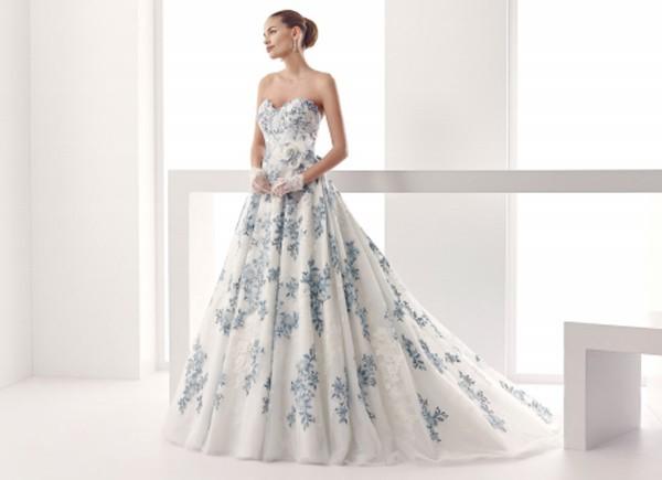 فستان زفاف ايطالي روعة 2016