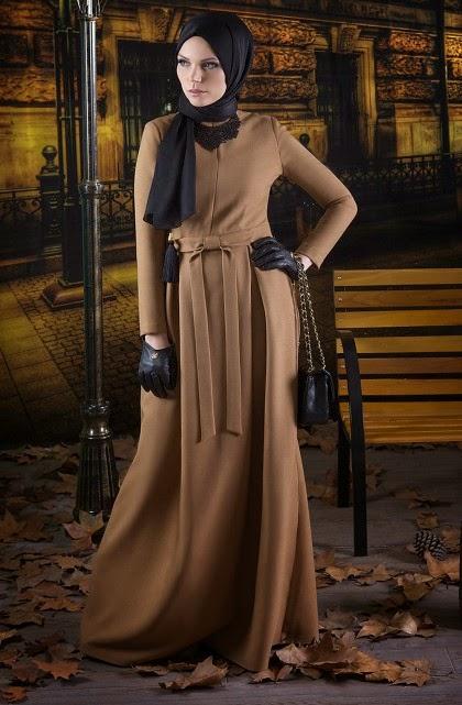 ملابس صيفية للمحجبات 2015