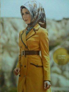 تونيكات طويلة للمحجبات التركية