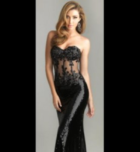 black-bead-lace--sequin-sheer-strapless-prom-dress-1_detail