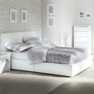 غرف نوم بيضاء 2015