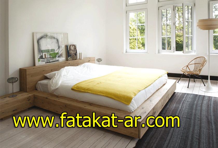 سراير غرف نوم جميلة 2015