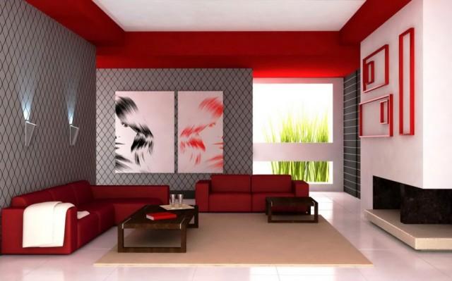 ديكورات غرف معيشة 2015