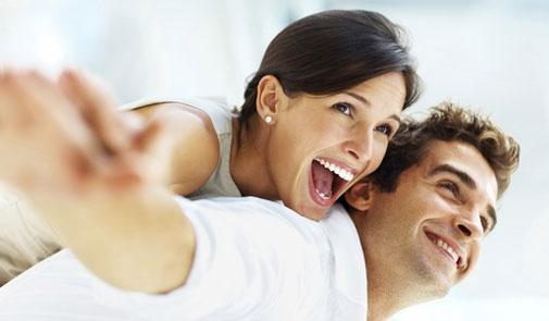 علاقات رومانسية بين المتزوجين