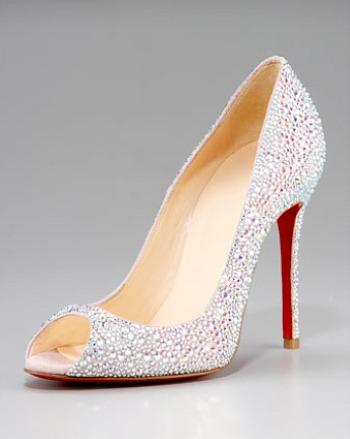 حذاء الجمال والشياكة لعرائس سنة 2015