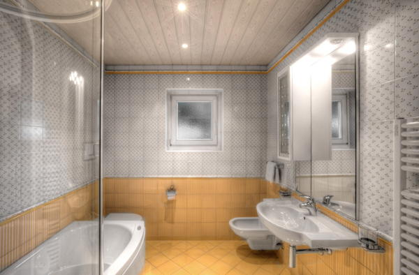حمامات عصرية ببساطة 2015