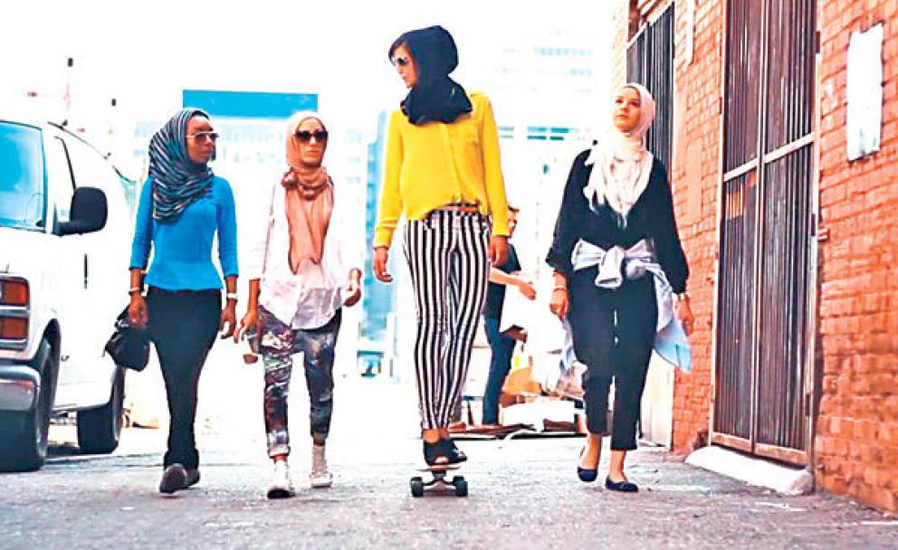 البسة ملابس مسلمات من ايران