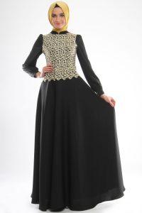 Dresses Soiree veiled - فساتين سواريه جديدة 2015