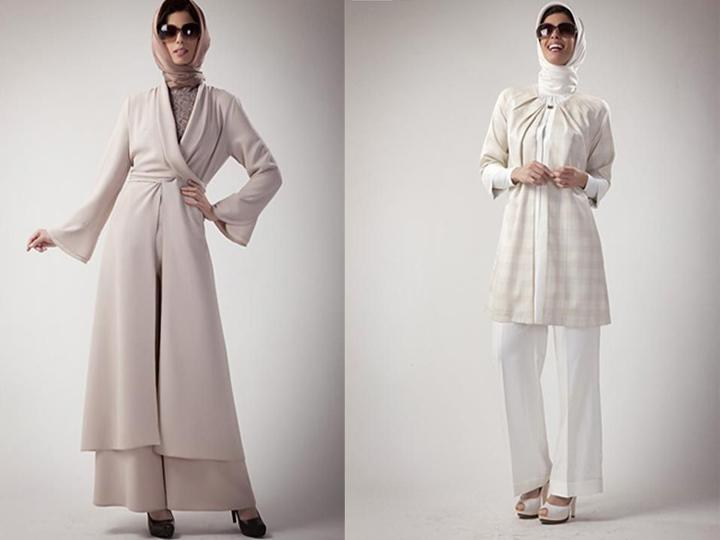 ملابس محجبات تركية ماركات عالمية 2015