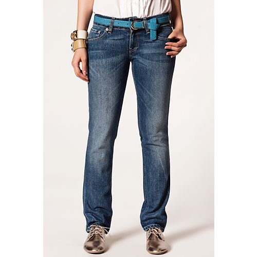 بنطلون جينز رائع 2015 ازرق