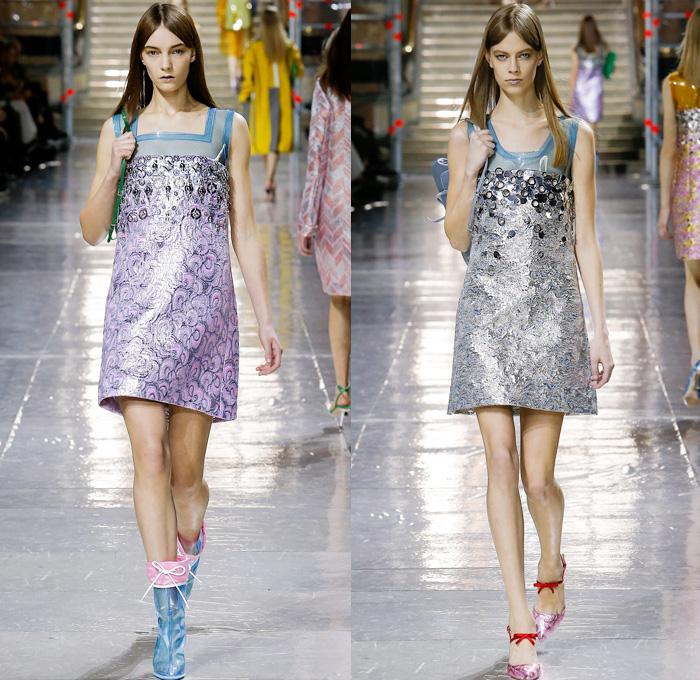 فساتين صبايا ماركة Dresses brand prada 2015