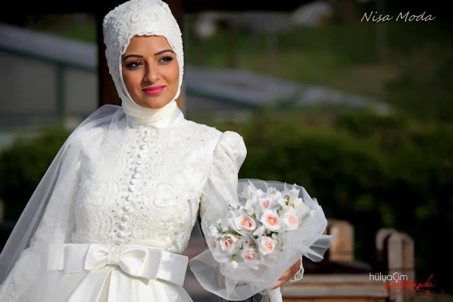 اجمل فساتين زفاف 2015