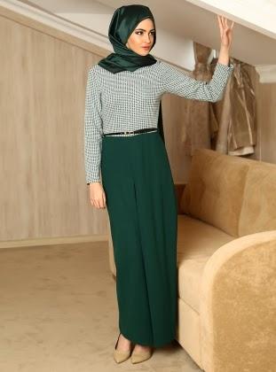ملابس محجبات ملونة ماركة شانيل لعام 2015