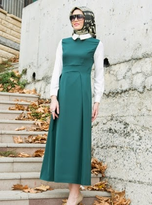 رفيق لملابس المحجبات من تركيا 2015