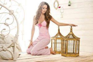 بيجامة صيفية للعروس 2015