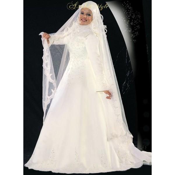 49857f9d6 احدث فساتين زفاف مصرية بالصور لعام 2015