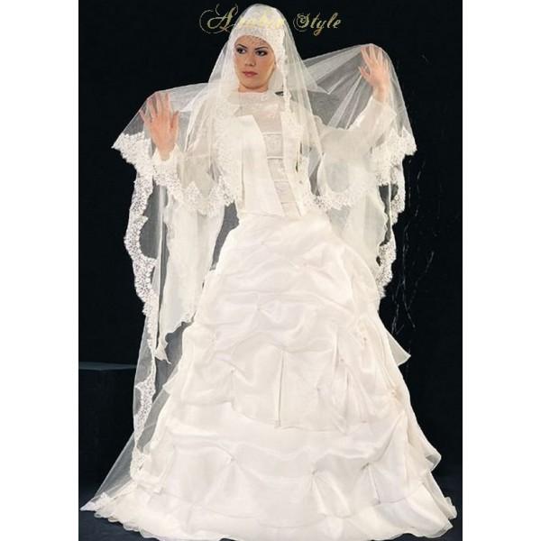 موديلات فساتين الزفاف المصرية موضة 2015