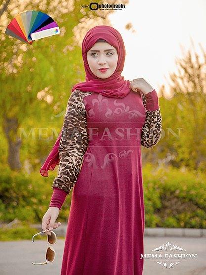 فستان محجبات سواريه 2016